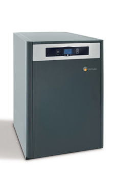 DOMUSA Evolution EV 25 AM, de pie de 28,2 Kw. mixta de acero.