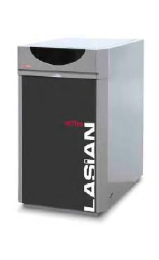 LASIAN ACTIVA PLUS 30 de pie de 27,2 Kw. mixta kit combustión estanca opcional