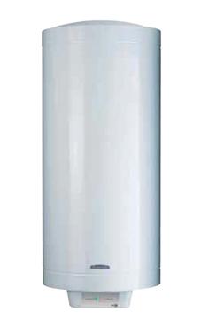 ARISTON PRO ZEN HPC 150 V  termo eléctrico  instalación mural vertical de 150 litros, resitencia envainada, 5 años de garantía en el calderín, calderín esmaltado al titánio a 850ºC